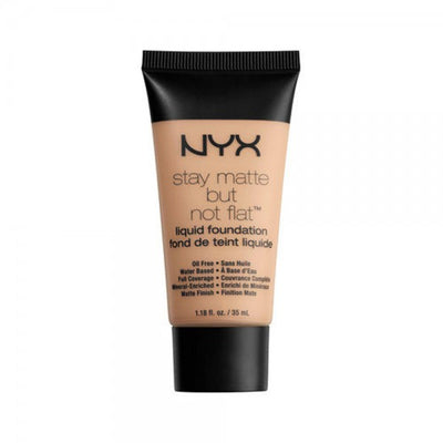 NYX Stay Matte But Not Flat Liquid Foundation - Warm