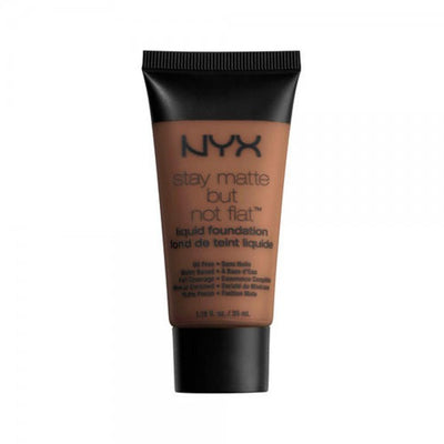 NYX Stay Matte But Not Flat Liquid Foundation - Cocoa