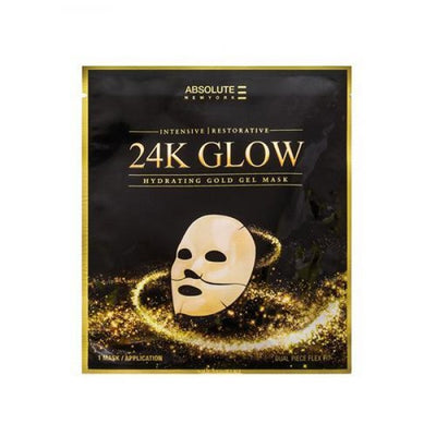 Absolute 24K Glow Gold Gel Mask
