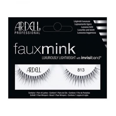 ARDELL Faux Mink Lashes - 813 Black