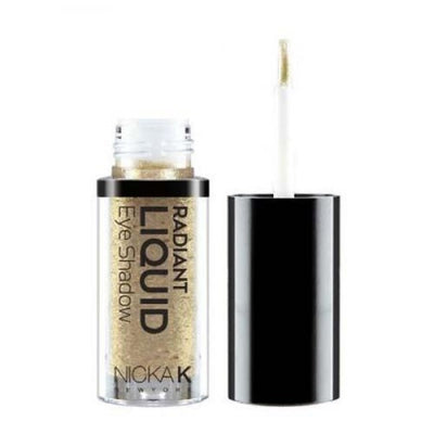 NICKA K Radiant Liquid Eye Shadow - Ochroid Titan