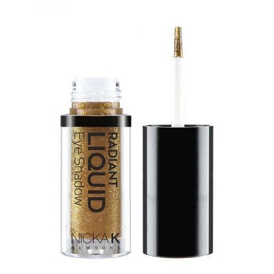 NICKA K Radiant Liquid Eye Shadow - Golden Gemma