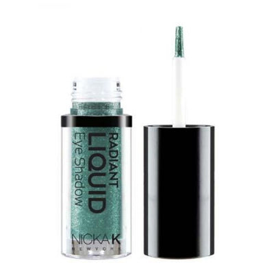 NICKA K Radiant Liquid Eye Shadow - Nocturna Auric
