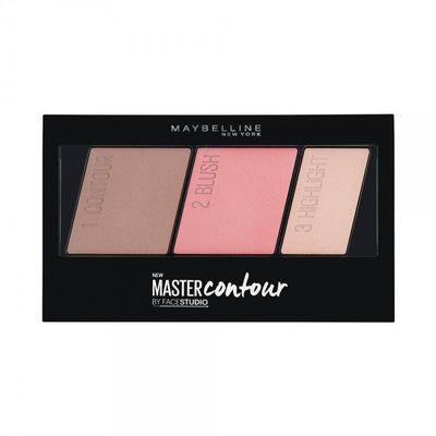 MAYBELLINE Facestudio Master Contour Face Contouring Kit - Light to Medium