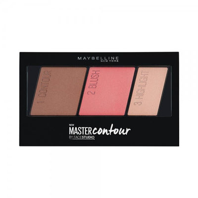 MAYBELLINE Facestudio Master Contour Face Contouring Kit - Medium to Deep