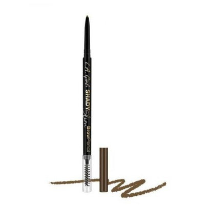 L.A. GIRL Shady Slim Brow Pencil - Warm Brown