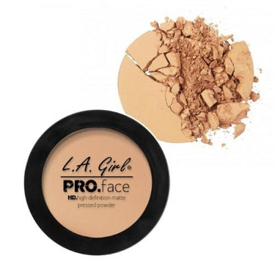 L.A. GIRL PRO Face Powder - Creamy Natural