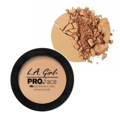 L.A. GIRL PRO Face Powder - Nude Beige