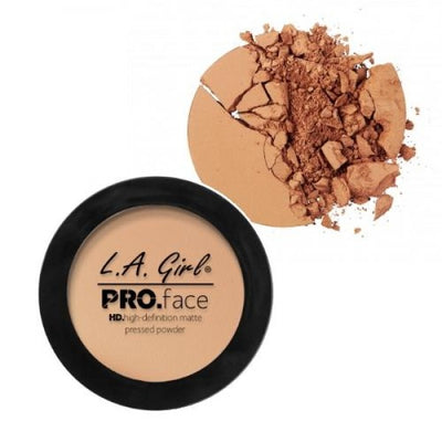 L.A. GIRL PRO Face Powder - Warm Honey