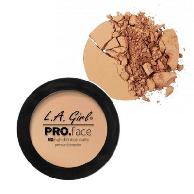 L.A. GIRL PRO Face Powder - Soft Honey