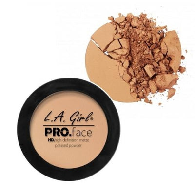 L.A. GIRL PRO Face Powder - Medium Beige