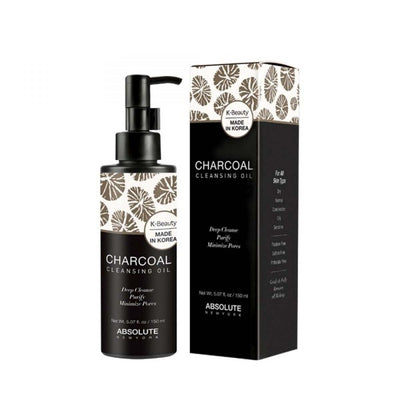 Charcoal Cleansing Oil