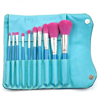 Set 680 10 Piece Vegan Brush Set