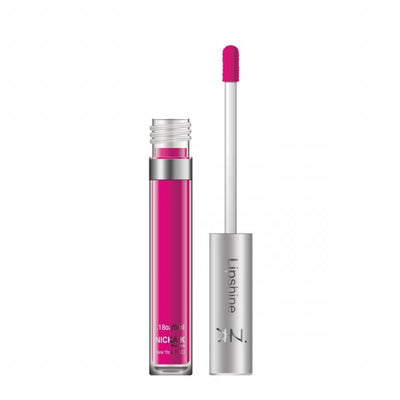 NICKA K Fruity Lip Shine - A576 Fuchsia