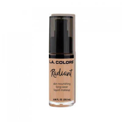 L.A. COLORS Radiant Liquid Makeup - Fair