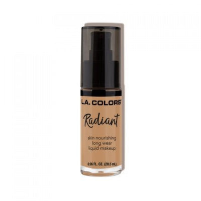 L.A. COLORS Radiant Liquid Makeup - Light Toffee