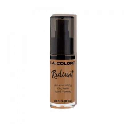 L.A. COLORS Radiant Liquid Makeup - Chestnut