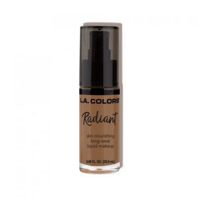 L.A. COLORS Radiant Liquid Makeup - Mocha