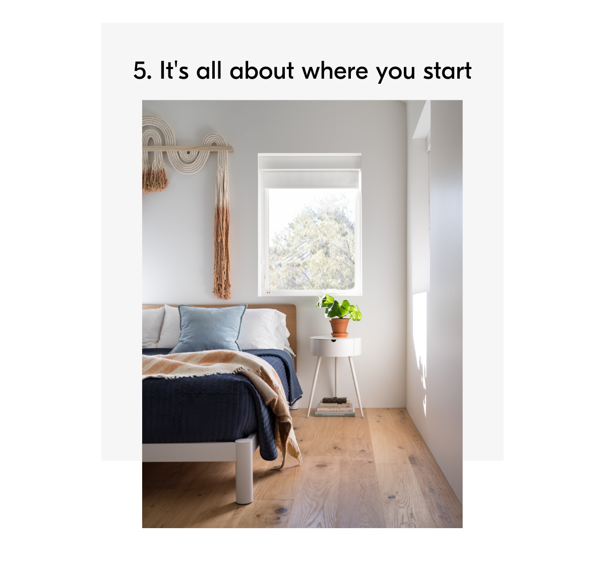 floor installation tips it's all about where you start