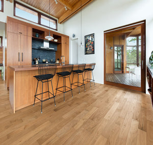 Kährs Reef Oak. Engineered hardwood flooring from Sweden.