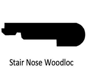 Rounded Stair Nosings