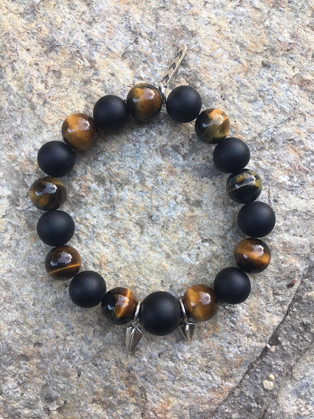third eye warrior bracelet FOR HIM