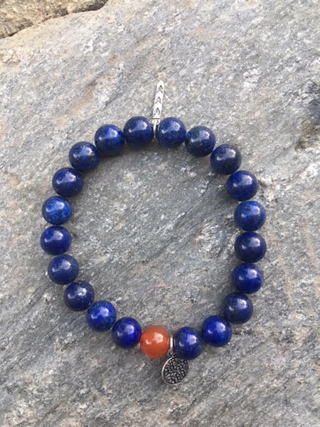 perseverance & balance warrior bracelet FOR HIM