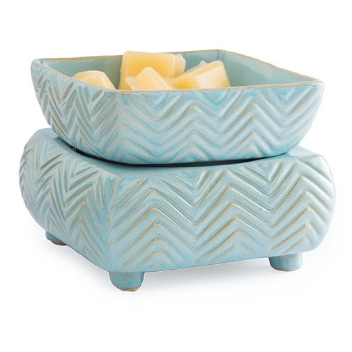 Chevron 2-in-1 Classic Fragrance Warmer