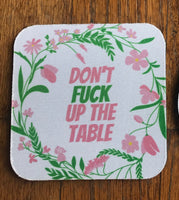 Neoprene Coaster
