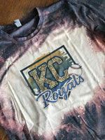 Tee - Grey KC Royals