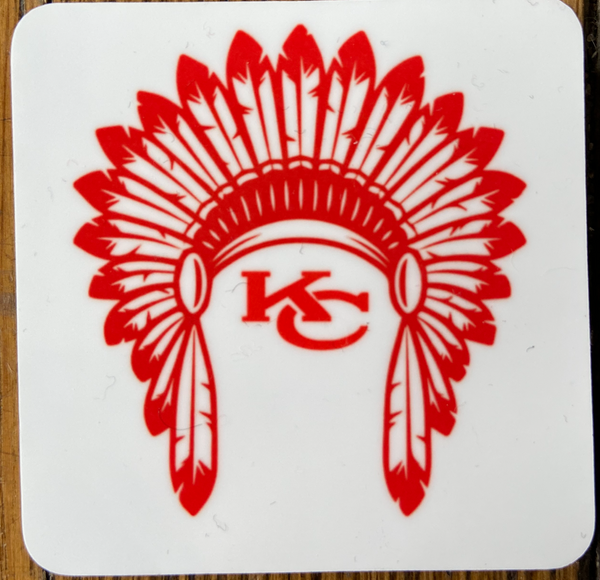 Magnet - KC Headdress