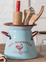 Red Rooster Kitchen Pitcher
