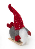 Belly Buster Sledding Gnome
