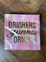 Beverage Napkins