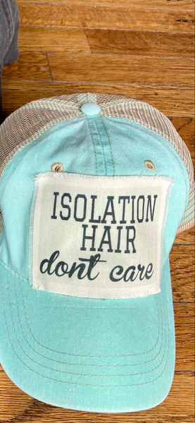 Isolation hair