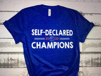 Declared champs Tee