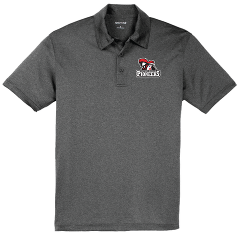Citrus Ridge Staff Polo PIONEER Sport-Tek® Heather Contender™ Polo - Graphite Heather