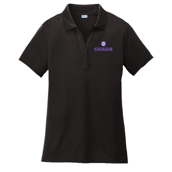 Citrus Ridge Staff Polo COURAGE Sport-Tek ® Ladies PosiCharge ® Competitor ™ Polo