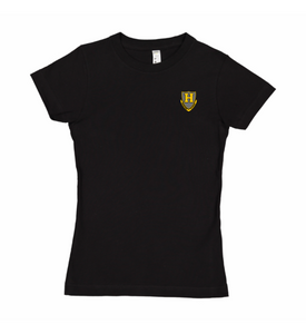 Foundations Girls T-shirt - Black