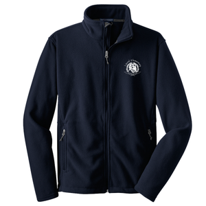 Laurel Elementary Port Authority® Fleece Jacket - (Youth & Adult Sizes) - True Navy