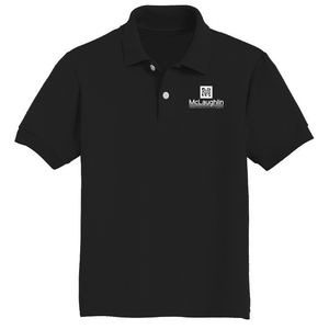 McLaughlin Youth and Adult Jerzees Youth SpotShield™ Jersey Polo for 8th GRADE STUDENTS