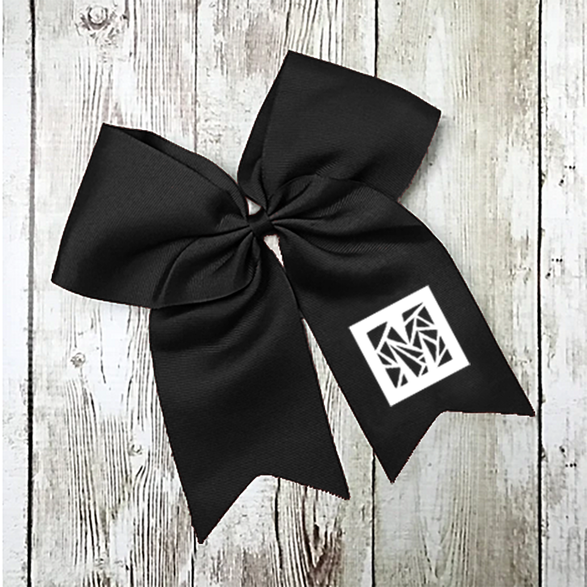 McLaughlin Black Hair Bow
