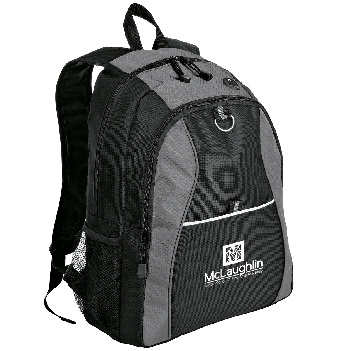 McLaughlin Port Authority® Contrast Honeycomb Backpack