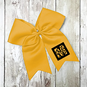 McLaughlin Gold Hair Bow