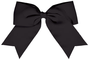 Foundations Academy Black Hair Bow