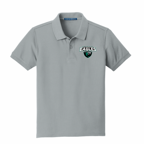 Eastside Elementary ADULT SIZE - Port Authority® Classic Pique Polo - GREY