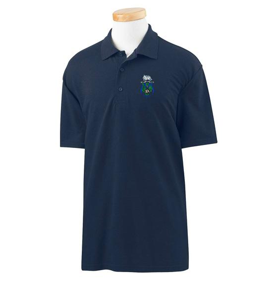 Jewett Academy Youth Embroidered Polo - NAVY (Youth Size)