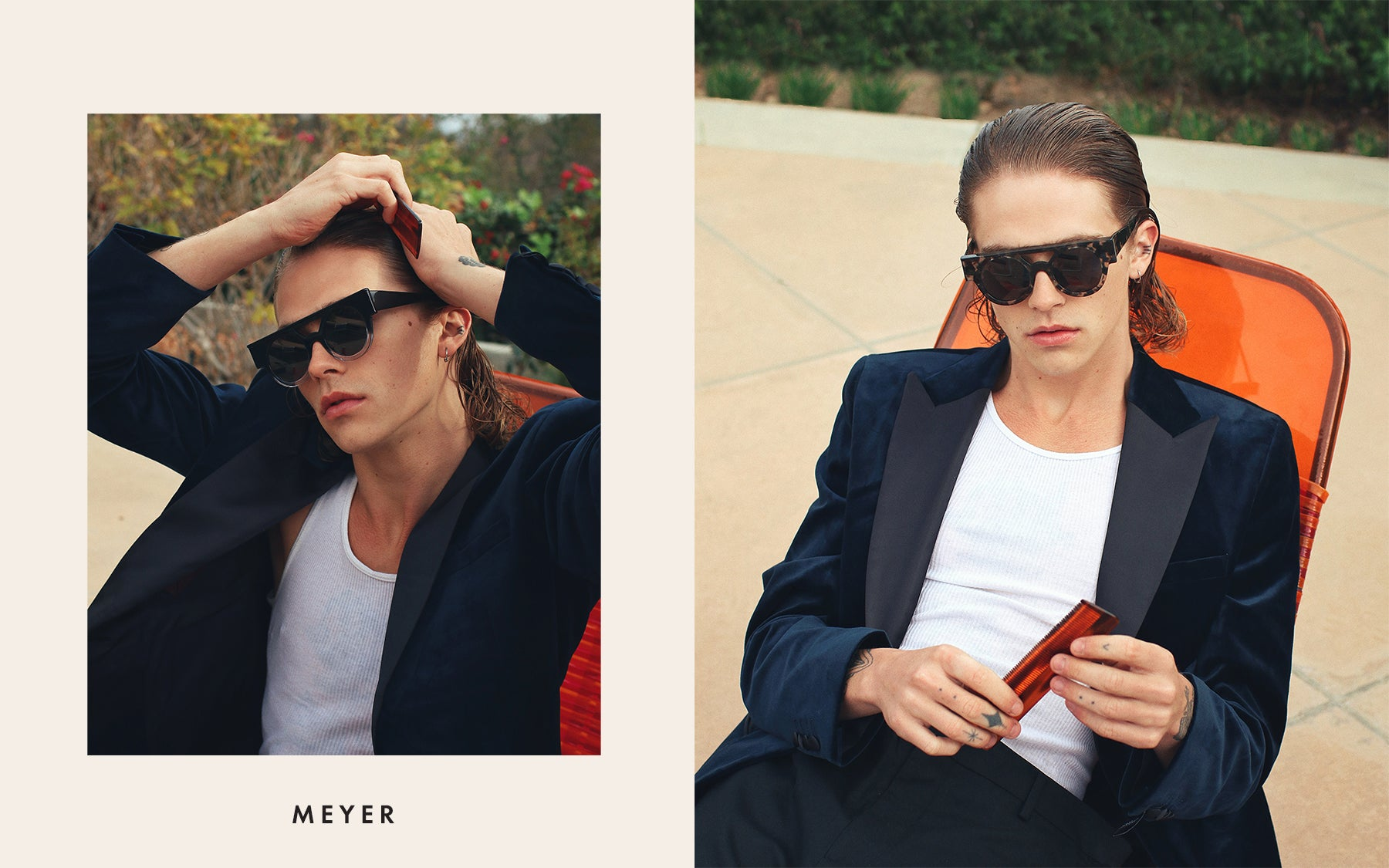 10 Year Anniversary Collection - Meyer Sunglasses