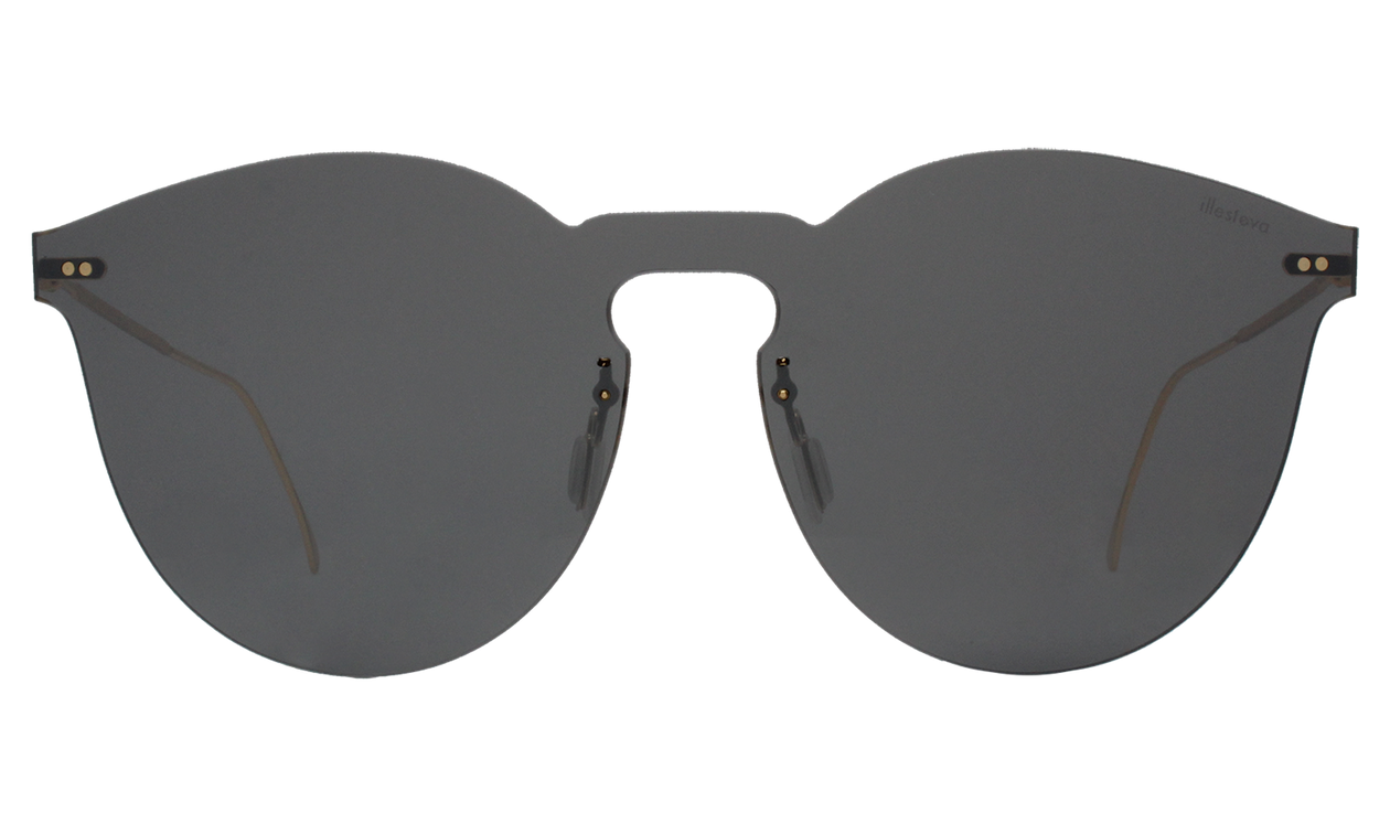 Leonard II Mask Sunglasses | Grey