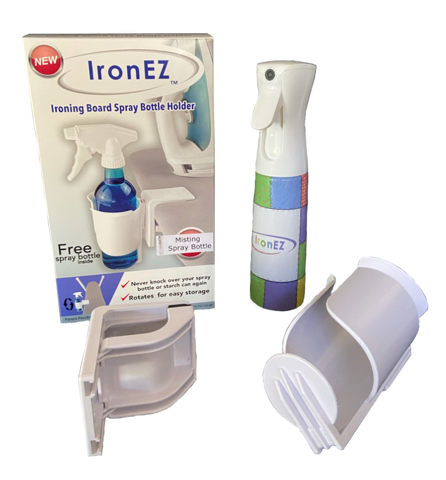 IronEZ - Misting Spray Bottle